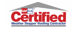 Construction Companies Southwest Florida GAF certified logo