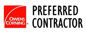 Construction Companies Southwest Florida owens corning logo